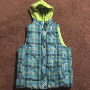 🦋Girls size 14 - 16 vest great for fall